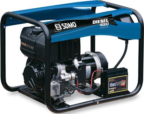Дизель генератор 5 квт – компактный мощный источник энергии