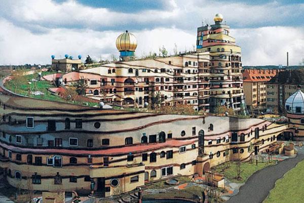 Грандиозные строения, вошедшие в историю