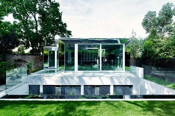 Строительство: жилой дом-айсберг!